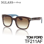 TOM FORD トムフォードTF211AF 53mm<br>2カラー 47F 56J<br>メンズ メガネ サングラス 眼鏡 ギフト対応 <br>tom ford tf211af【ありがとう】【店頭受取対応商品】